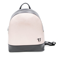 T-EASY CITY BACKPACK MD ECOLEATHER METAL
