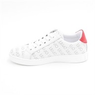 TYRA 04 - LACE UP SNEAKER CALF LEATHER W