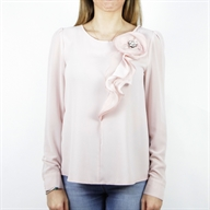 BACI FOLLY BLUSA SFIANCATO MEDIO ML