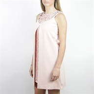 3/4 MIDI DRESS LIGHTPINK