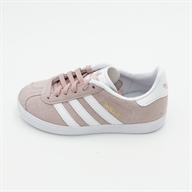 SUEDE            PINK/WHITE/GOLD