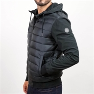 JACKET REGULAR FIT TECHNICAL NEOPRENE