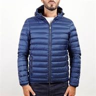 FRANKLIN - 800FP LIGHT DOWN HOODY JACKET