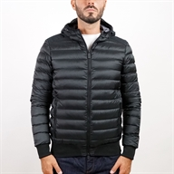 MACK - 800FP LIGHT DOWN HOODY BOMBER