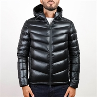 LEVAR- REAL DOWN HOODY JKT