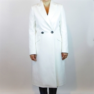 LONG COAT CREAM