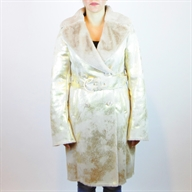 TRENCH COAT NATURALBEIGE