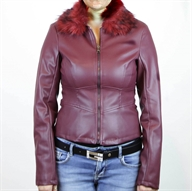JACKET BORDEAUX