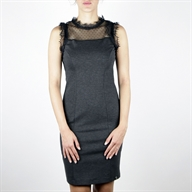 ETUI DRESS DKMEGYBLACK