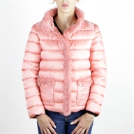 PADDED JACKET PINK