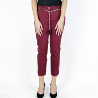 CHINOS PANT BORDEAUX