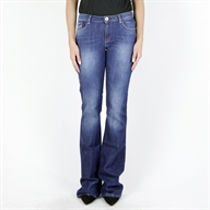 206 FLARE DENIM IVY BLUE COMFORT
