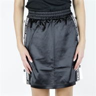 SHORT SKIRT SATIN