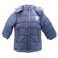 PADDED HOODED LS JAC