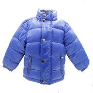 PADDED LS JACKET W/H