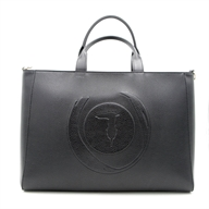 FAITH SHOPPER LG TUMBLED ECOLEATHER