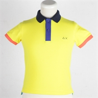 BOY'S POLO 3 COLOR  WAY EL.