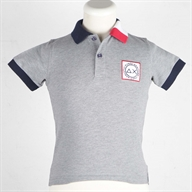 BOY'S POLO BIG CUFFS EL.