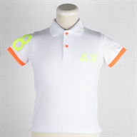 BOY'S POLO 68 FLUO EL.