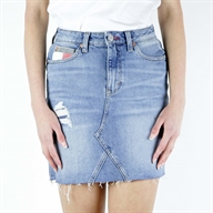 SHORT DENIM SKIRT AK, 1A5