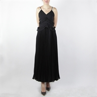 LONG DRESS BLACK