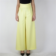 FLARE PANT YELLOW