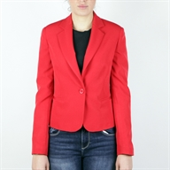 TAILORED JACKET RED