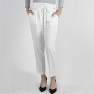 RELAXED PANT WHITE