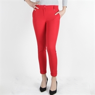 CHINOS PANT RED