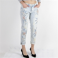 BOYFRIEND PANT DIRTYBLEACHED
