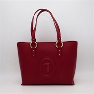 LISBONA SHOPPER MD SMOOTH ECOLEATHER