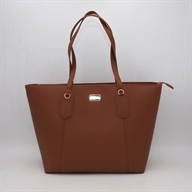 MONACO SHOPPING MD TUMBLED ECOLEATHER