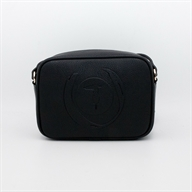 FAITH CAMERA CASE TUMBLED ECOLEATHER