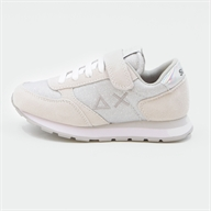 SNEAKERS GIRL'S ALLY SOLID BIANCO SUN68