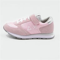 SNEAKERS GIRL'S ALLY SOLID ROSA SUN68