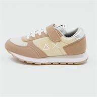 SNEAKERS GIRL'S ALLY SOLID ORO SUN68