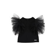 T-SHIRT C/GALE TULLE JERS