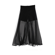 GONNA PANTALONE IN TULLE