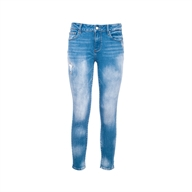 JEANS 5 TASCHE BELLA PERFECT SHAPE STRONGBLEACHED FRACOMINA