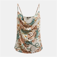 TOP STAMPA FLOREALE GUESS