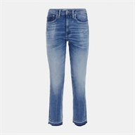 JEANS 5 TASCHE CON ZIP SKINNY GUESS