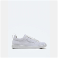 SNEAKERS TESTURIZZATE BROMPTON WOVEN PEPE JEANS