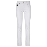 JEANS BIANCO SKINNY VERSACE JEANS COUTURE