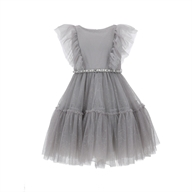 ABITO PARTY TULLE STELLE