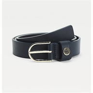 CINTURA CLASSICS SOTTILE IN ECOPELLE TOMMY HILFIGER