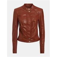 GIACCA IN ECOPELLE FIAMMETTA JACKET GUESS